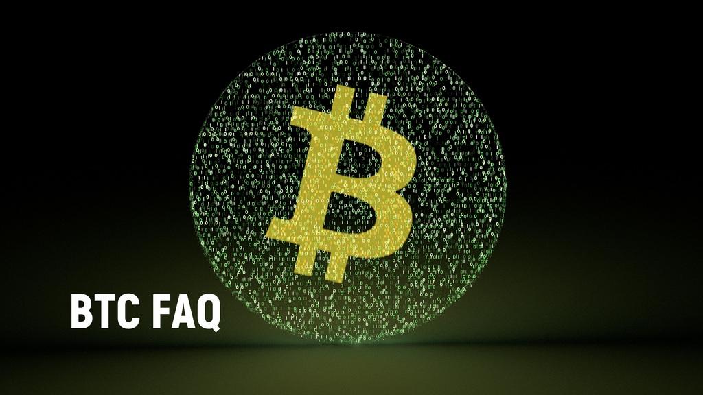 FAQ на тему криптовалют
